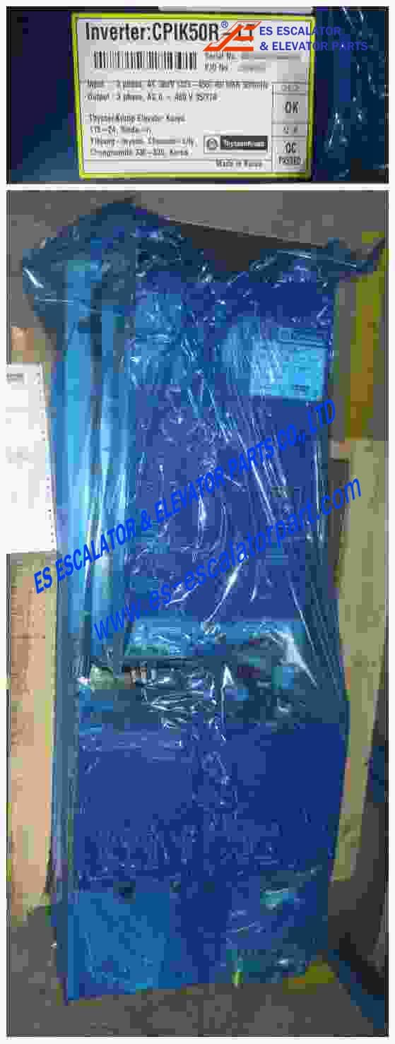 Thyssenkrupp Inverter 200084109