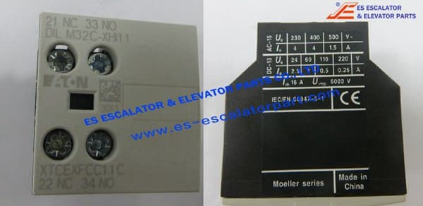 Thyssenkrupp Auxiliary Contact 200184536