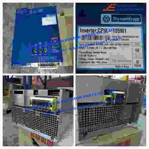 Thyssenkrupp Inverter 200207319
