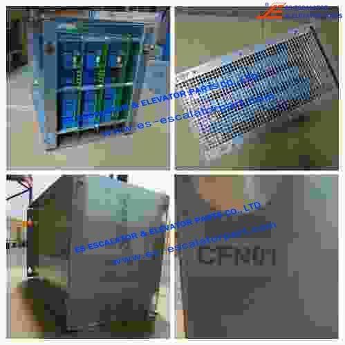 Thyssenkrupp Mounting filter  200359166