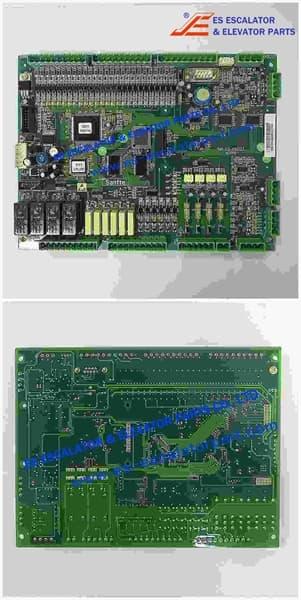 Thyssenkrupp Main Control Board 330017484