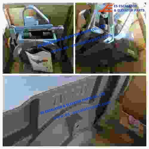 Thyssenkrupp Gear box 200013378