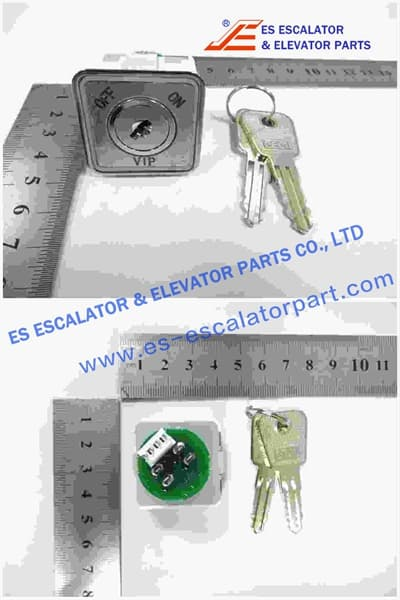 Thyssenkrupp VIP Key Switch 200356012