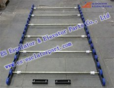 <b>LG/Sigma escalator Step chain</b>