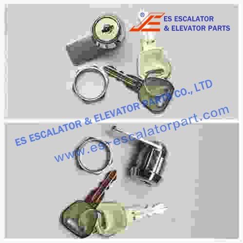 Thyssenkrupp Controller Door Lock 200016728