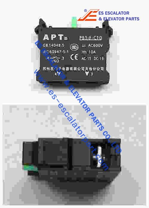 Thyssenkrupp Auxiliary Contact 200145434