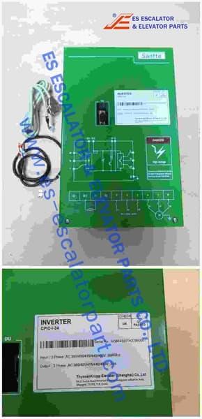 Thyssenkrupp Inverter 330016640