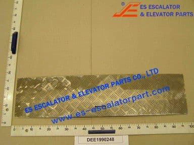 KONE DEE1990248 Comb Plate LINING-241X998 NZ 1974932-3
