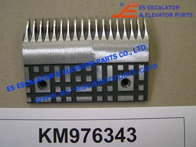 KONE KM976343 COMB ESC. RB/RAC TYPE 18 TOOTHS D=152MM