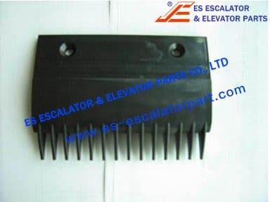 KONE AP100099 COMB PLASTIC-MID/ BLACK