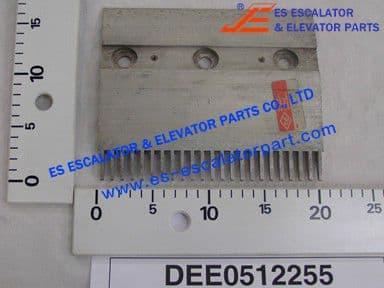 DEE0512255 PALLET COMB L=198MM
