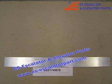 DEE1745078 Comb Plate LINING-NZ 1726906-3-ALMGSI0