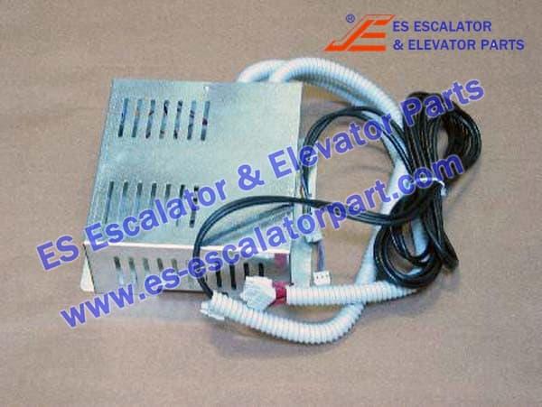 Elevator EMERGENZY CAR LIGHT UNIT MBA24710C1