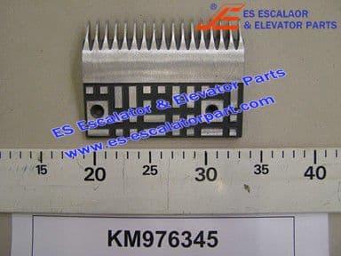 KONE KM976345 Comb Plate OTIS FX453Y502 D=142.5MM