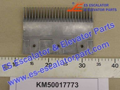 KONE KM50017773 Comb Plate 25 TEETH FT57/68/72/73 FSP65