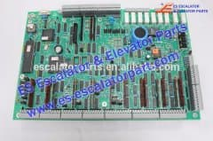 Schindler Elevator PCB Assembly Board PGO 268.Q 590780