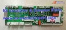 Schindler 5500 Elevator board 594253