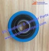 OTIS step chain roller GAA290CB3 76×22