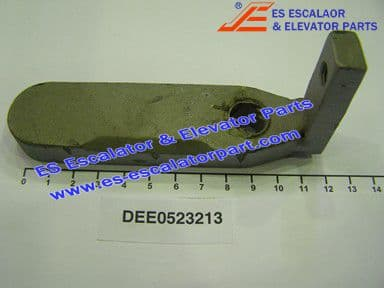 DEE0523213 LEVER L=125MM