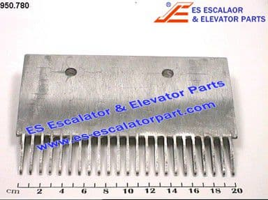 IT1886010Comb Plate