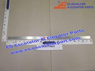 DEE1726907 Comb Plate LINING ALMGSI0.8F28EQ