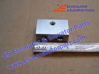 DEE2734517 BRACKET 40X25X15MM ST37K FE ZN8B