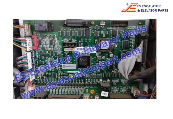 ESHYUNDAI Elevator inverter control card HIVD 900G B/D REV 5.4