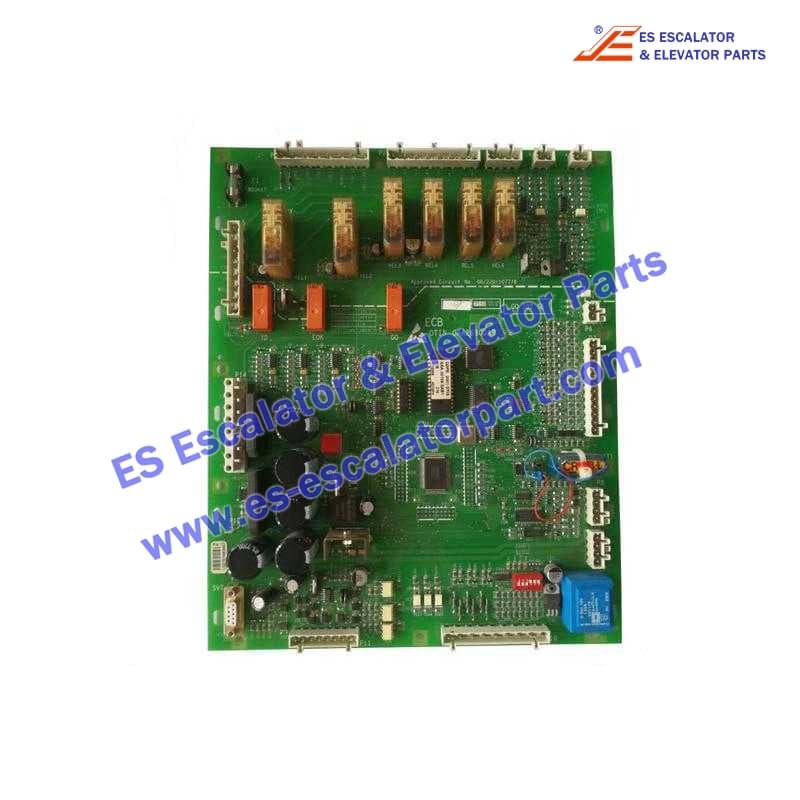 OTIS GBA26800AR2 Escalator Step control circuit 506NCE