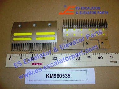 KONE KM960535 Comb Plate-THYSSEN