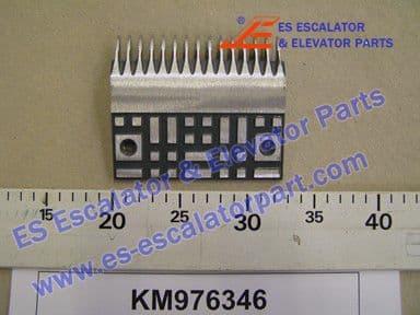 KONE KM976346 Comb Plate OTIS FX453Y502 D=126.6MM