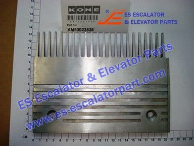 KONE KM50023536 COMB  TRAVELATOR ALUMINIUM RIGHT