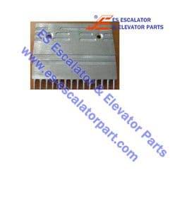 KONE KM991102 Comb Plate ALUMINIUM