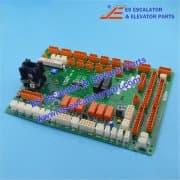 KONE elevator control board panel KM722080G11