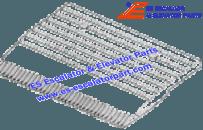 OTIS GO453D2 Comb AluminumFinish P/Ns
