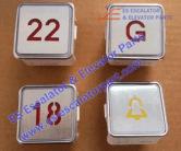Thyssenkrupp MTD270/MT42 Button