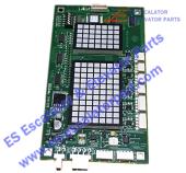 Thyssenkrupp MS3-EH HP Display Board