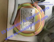 Hitachi TS3422N6E92 car door motor