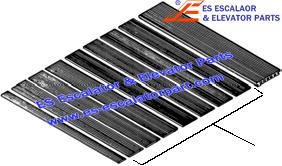 OTIS GO457CL115 Comb 506 506 SL 510 606 Floor Plate 0.25 in
