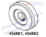 OTIS 456BK2 Rollers