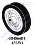 GO456AD1 Rollers