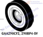 OTIS  GAA290CF2 Rollers