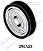 290AX2 Rollers