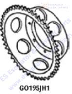 OTIS GO195JH1 Sprockets–Pulleys–Sheaves