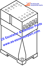 OTIS 9619E3 Controller Components