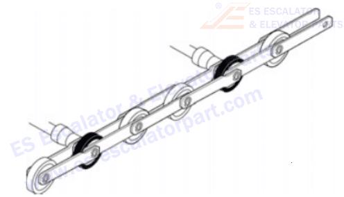 OTIS GAB26150E13 Step Chains