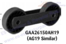 OTIS GAA26150AH19 Step Chains