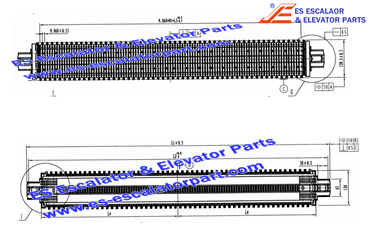 S645A204G01 Step&Pallet