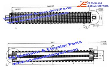 S645A204G02 Step&Pallet