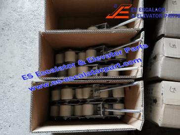HYUNDAI S613C904 Belting device