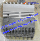 S655B609 Comb plate